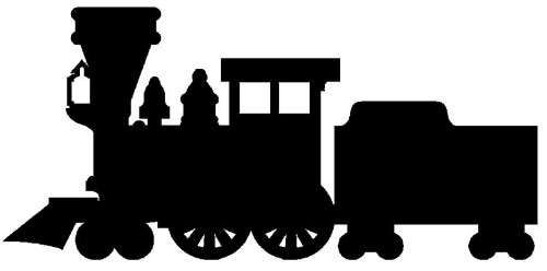 Train Silhouette Pictures